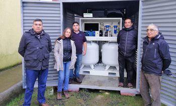 Nueva tecnología para la generación de oxígeno