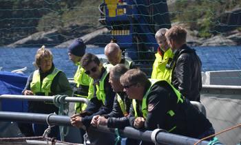 AKVAHUB AS fikk millionstøtte til havbasert forskning