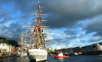 Ukens skipsbesøk: SS Sørlandet