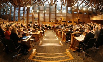 Scottish Parliament ready to have its say on salmon