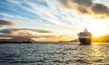 Arktiske cruiseskip rydder plast