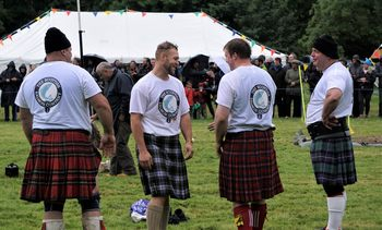 Scottish Salmon Company helps 'friendly games' celebrate 40th anniversary