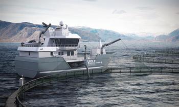 «Volt Harvest» - Nytt flaggskip innen slaktebåter