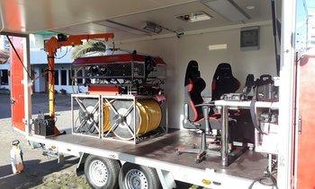 Mariscope desarrolla tecnología submarina para investigación científica