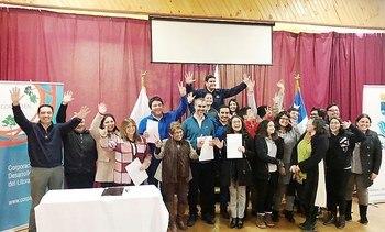 Puerto Cisnes: Potencian formación de técnicos en acuicultura