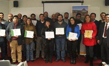 Colaboradores de Salmones Aysén se especializan en Gestión Estratégica Organizacional