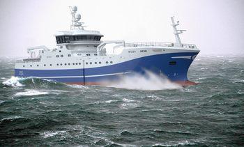 Leverer fremdriftssystemet til Norges største linebåt