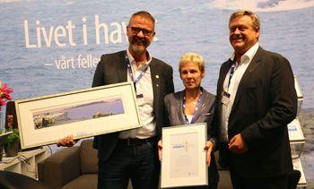 Miljøprisen gikk til Kenneth Bruvik