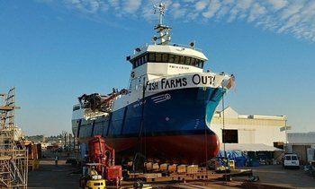 Skipsverft strammer inn sikkerheten etter brønnbåt-protest