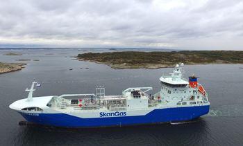 Derfor er LNG et reelt valg for shipping?