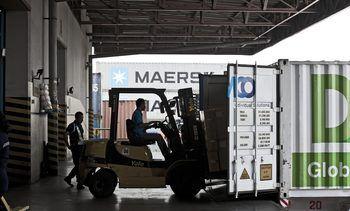 Maersk Line y Damco se integrarán para crecer en logística y servicios