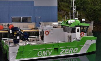 Grovfjord håper å lande flere kontrakter på EL-båt