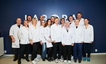 Nytt laboratorium ga økning i kundemassen