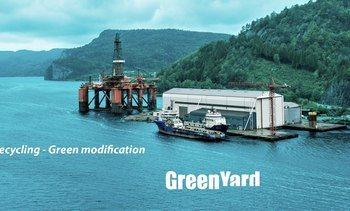 Ny, grønn, drift på Angholmen