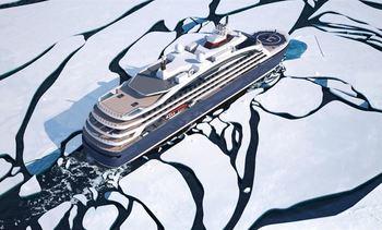 Wärtsilä leverer gassmotor til Ponant-skip