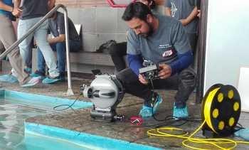 Deep Trekker realizó Primeros Juegos Olímpicos ROV Chile 2018