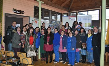 Camanchaca y Fundación de Las Familias impulsan Punto Limpio Comunitario
