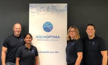 AquaOptima forsterker staben