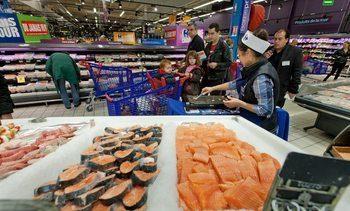 """Noruega se acerca a """"línea mágica"""" en valor de exportaciones de productos del mar"""