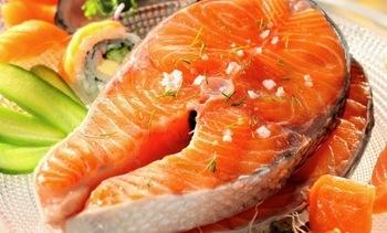 Cifras récord para el salmón noruego en abril