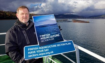 Stronger salmon farm rules due in weeks, says SEPA