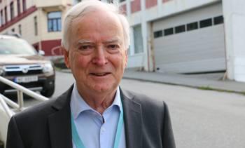 - Laber interesse hos norske verft