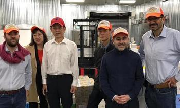 Japón: Subsecretario recorre mercado pesquero que distribuye salmón chileno