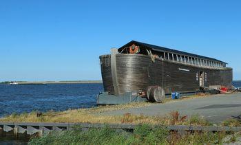 Noahs ark forfulgt av ulykker