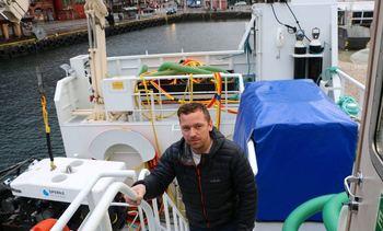 Bli med om bord på «Frøysund»