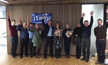 Lerøy og Cargill på plass på Marineholmen