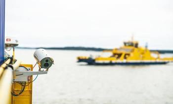Verdens første autonome ferge demonstrert