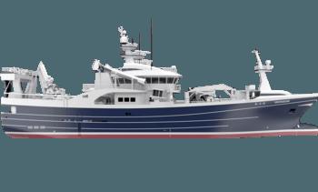 Salt Ship Design og Fitjar Mek samarbeider igjen