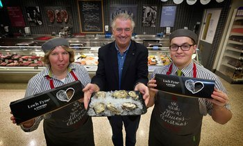 The hard shell: Loch Fyne mussels in on Waitrose