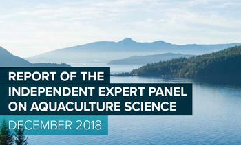 Expert panel delivers science lesson to Canadian aquaculture ministry