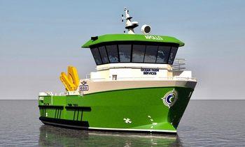 Shetland aquaculture firm orders first vessel