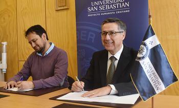 Fundación Chile y USS firman convenio para estudiar FAN