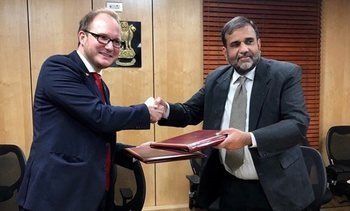 Ny avtale styrker handels- og investerings-samarbeidet med India