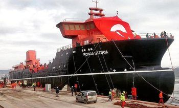 World's biggest wellboat launched in Turkey