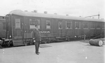 Hvem kjøpte Einar Gerhardsen fri fra nazistene? Del 7: Spisevognen