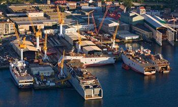 - Ingen lov mot subsidiering av skipsbygging ved Europeiske verft