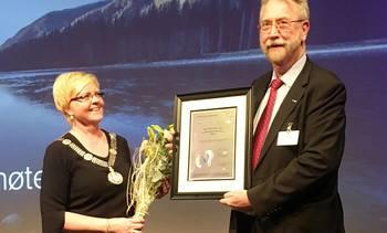 NAVTOR vant Forsknings- og nyskapingspris
