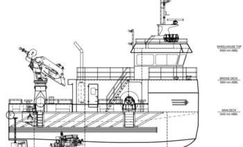 Sletta Verft skal levere nok en katamaran til Frøy Akvaservice