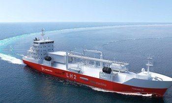 Moss Maritime med nytt hydrogenbunkerdesign