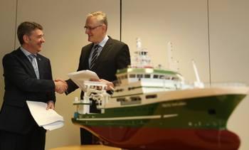 Skipsteknisk prosjekterer nytt forskningsskip