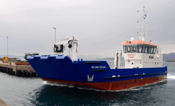 New craft 'hugely important' for Mowi Scotland fleet