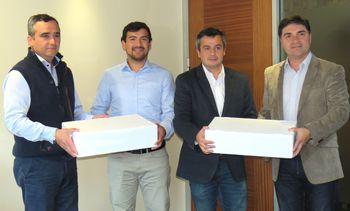Europharma premió a ganadores de concurso #nuestrosalmón