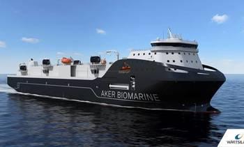 Wärtsilä skal designe og utstyre transportfartøy til Aker BioMarine