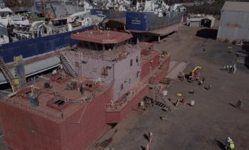 Cermaq Chile contará con pontones de 400 toneladas
