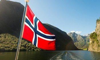 Toppscore til det norske flagget