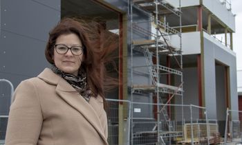 Andrea Nogva skal lede InnovArena AS